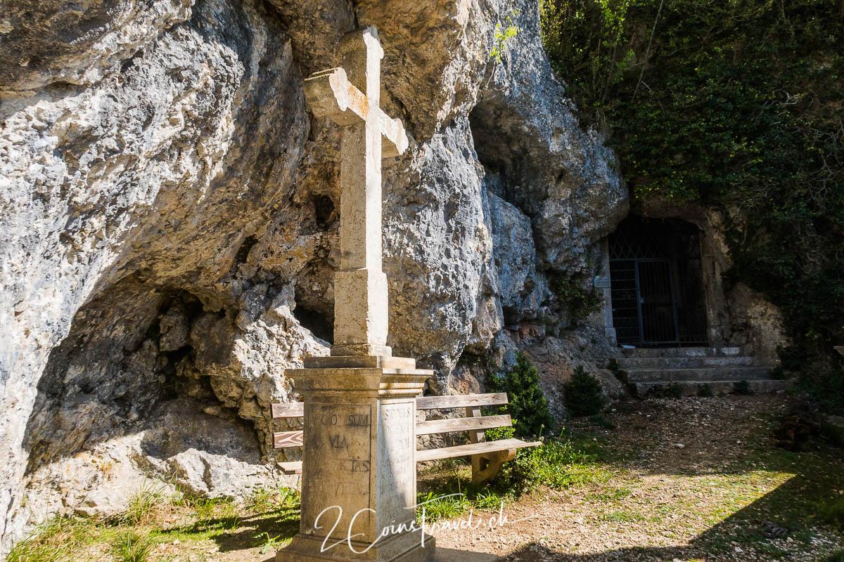 Kreuz bei Saint Ursanne