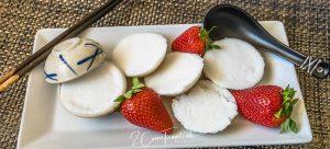 ขนมถ้วย Kanon Tuai