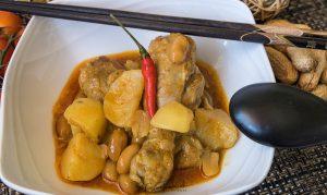 Kaeng Massaman Gai - แกงมัสมั่นไก่