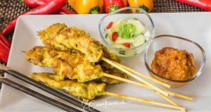 Kai Satay-ไก่สะเต๊ะ