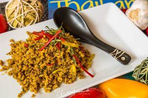 Khua Kling Moo - คั่วกลิ้งหมู
