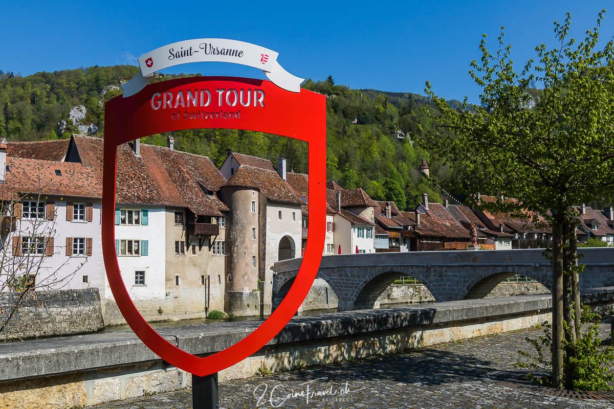 Grand Tour Foto-Spot Saint Ursanne