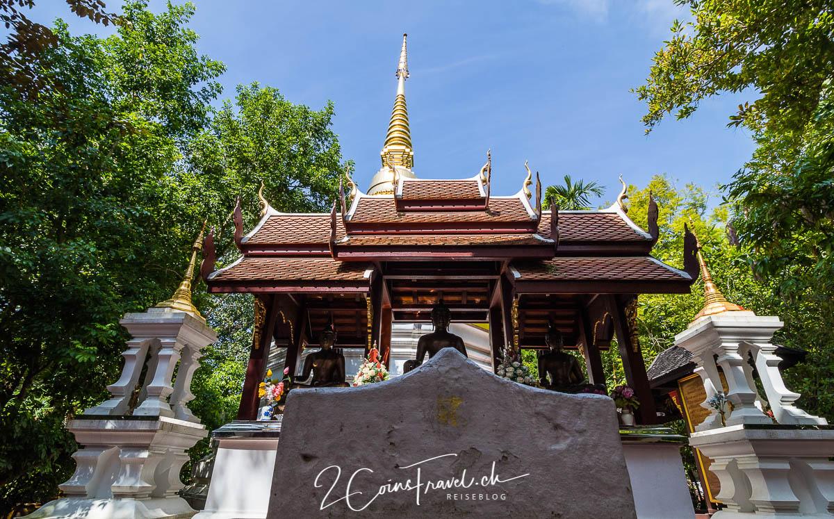 Tempel von Chiang Rai