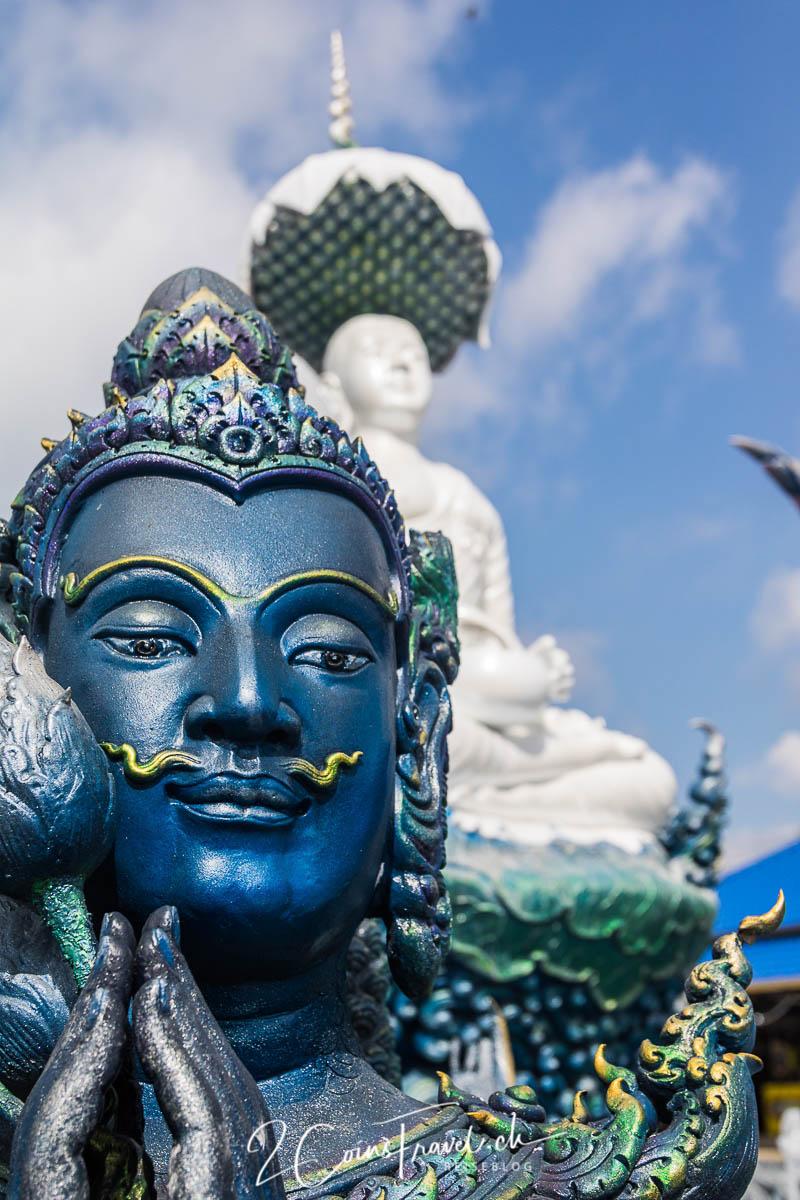 Wat Rong Seur Ten Chiang Rai