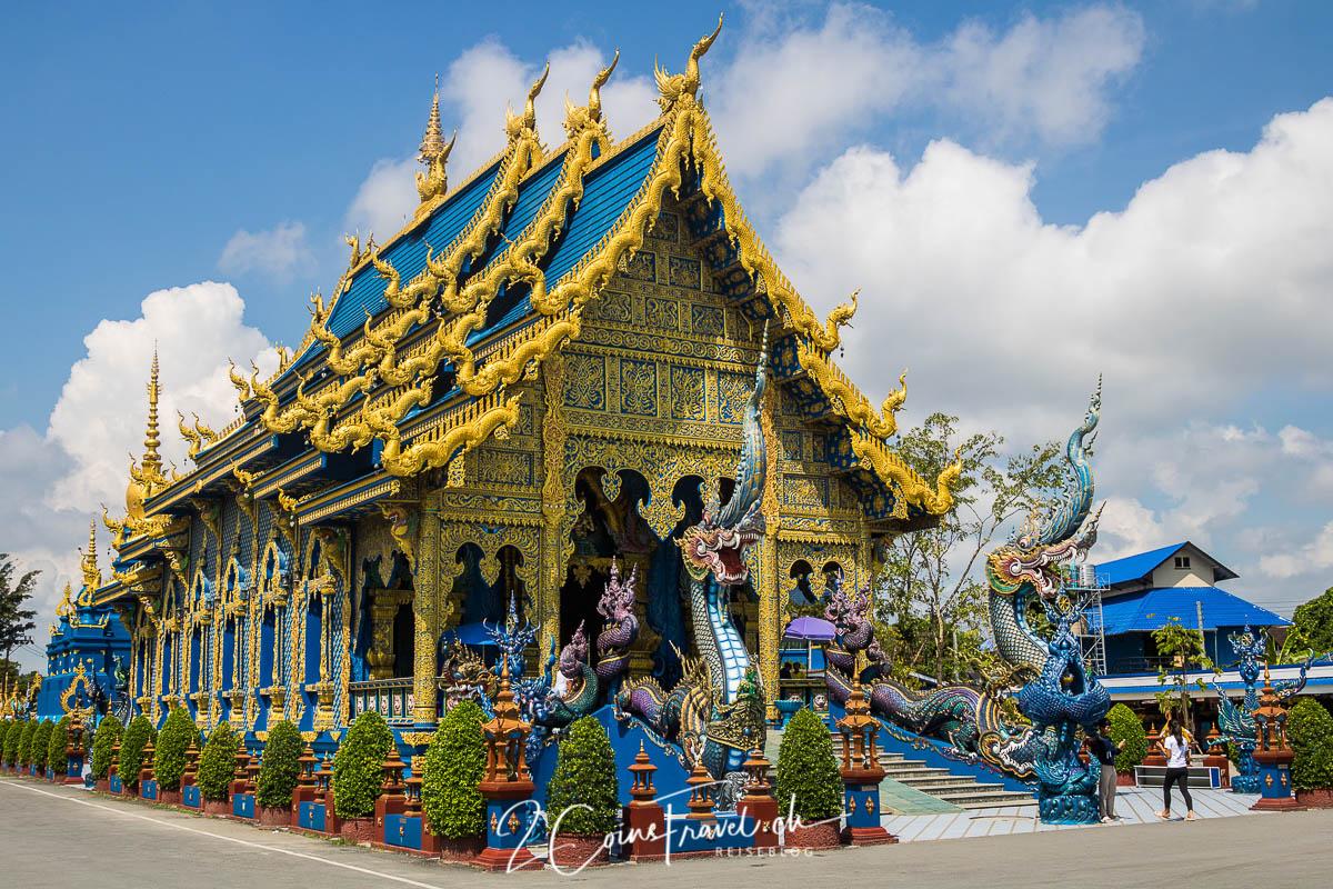 Wat Rong Seur Ten Tempel Chiang Rai