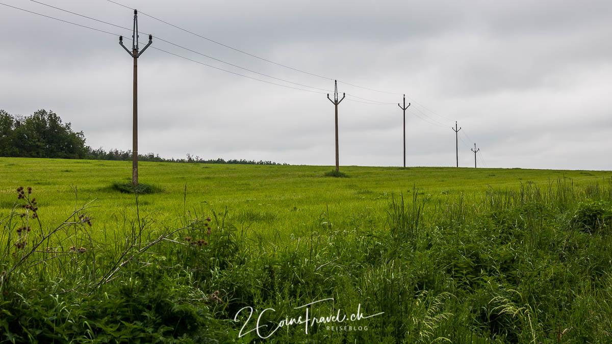 Umgebung von Cizov