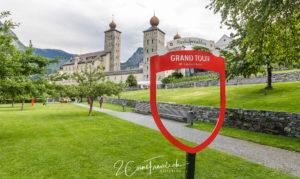 Grand Tour of Switzerland Brig