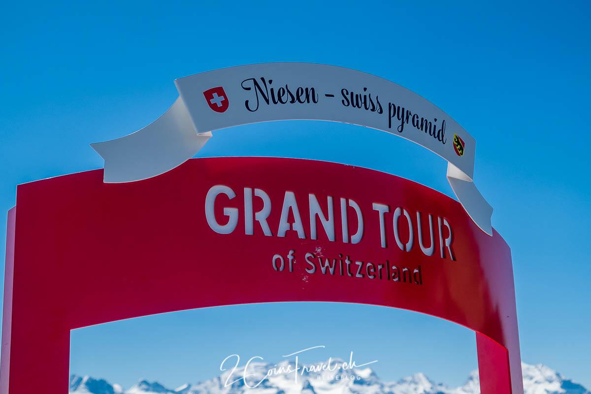 Grand Tour of Switzerland Foto Spot Niesen
