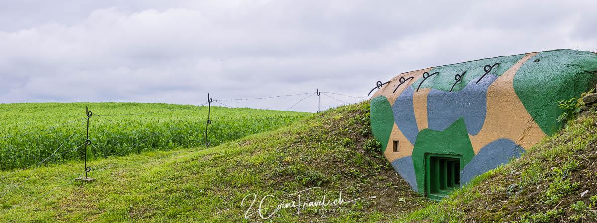 Bunkeranlage Vranov