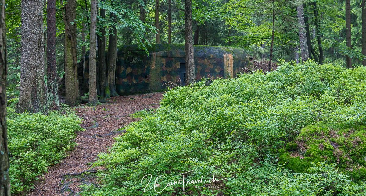 Bunkeranlage Landstein