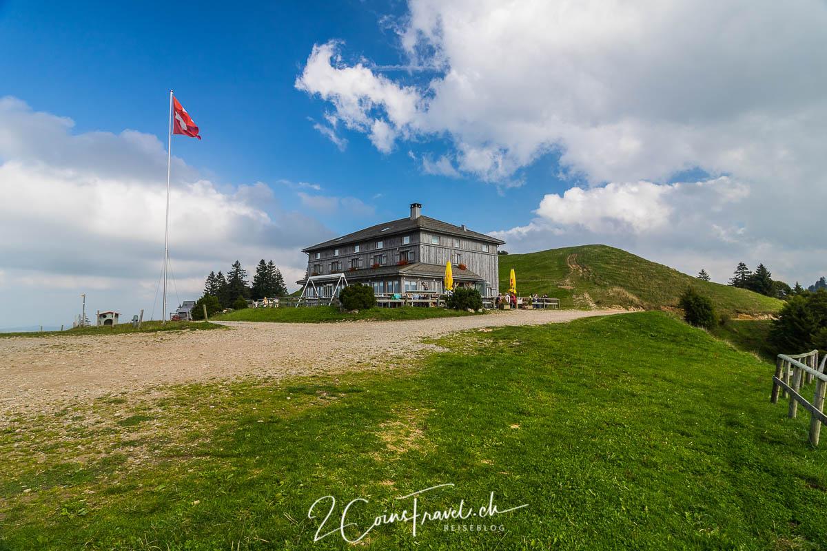 Berggasthaus Chrüzegg
