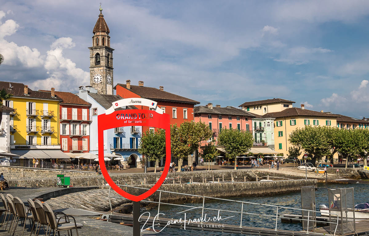 Grand Tour of Switzerland Foto Spot Ascona