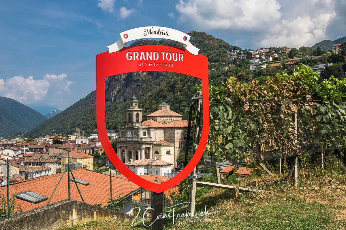 Grand Tour of Switzerland Foto Spot Mendrisio