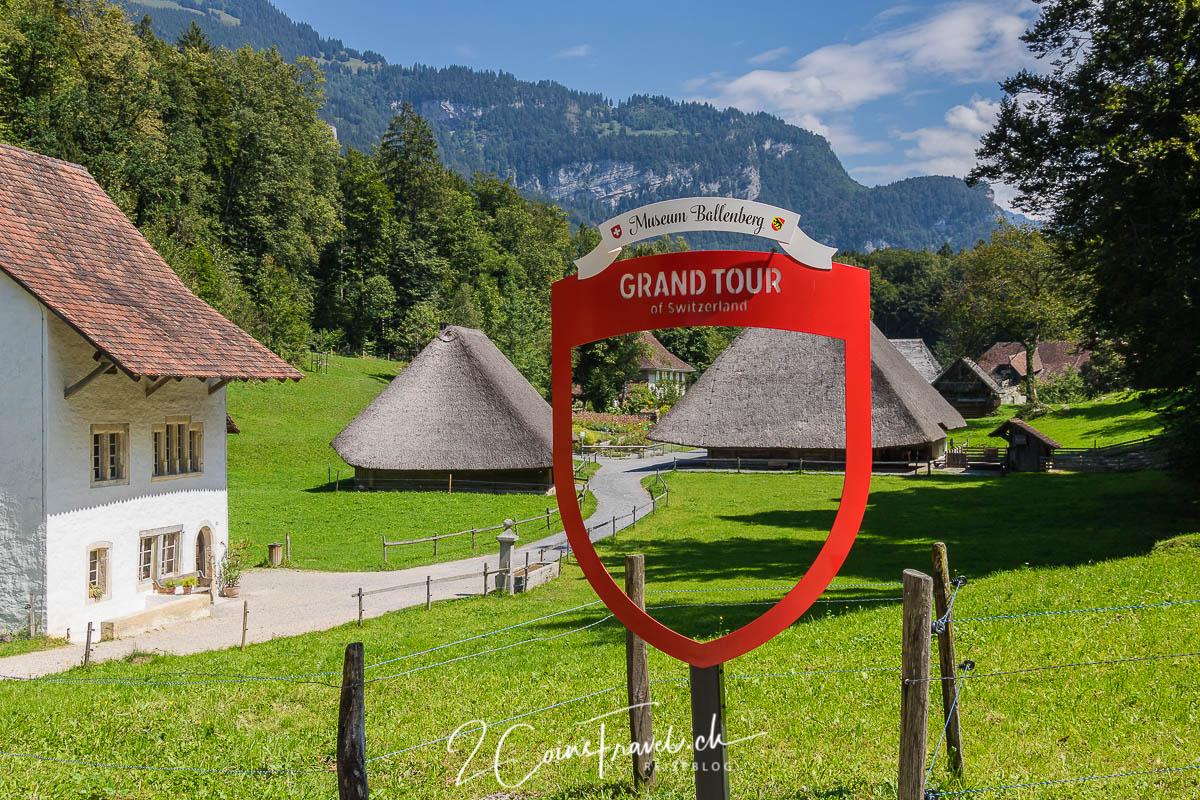 Grand Tour of Switzerland Foto Spot Ballenberg