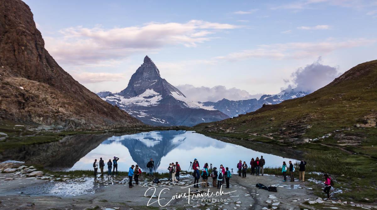 Matterhorn Sonnenaufgang
