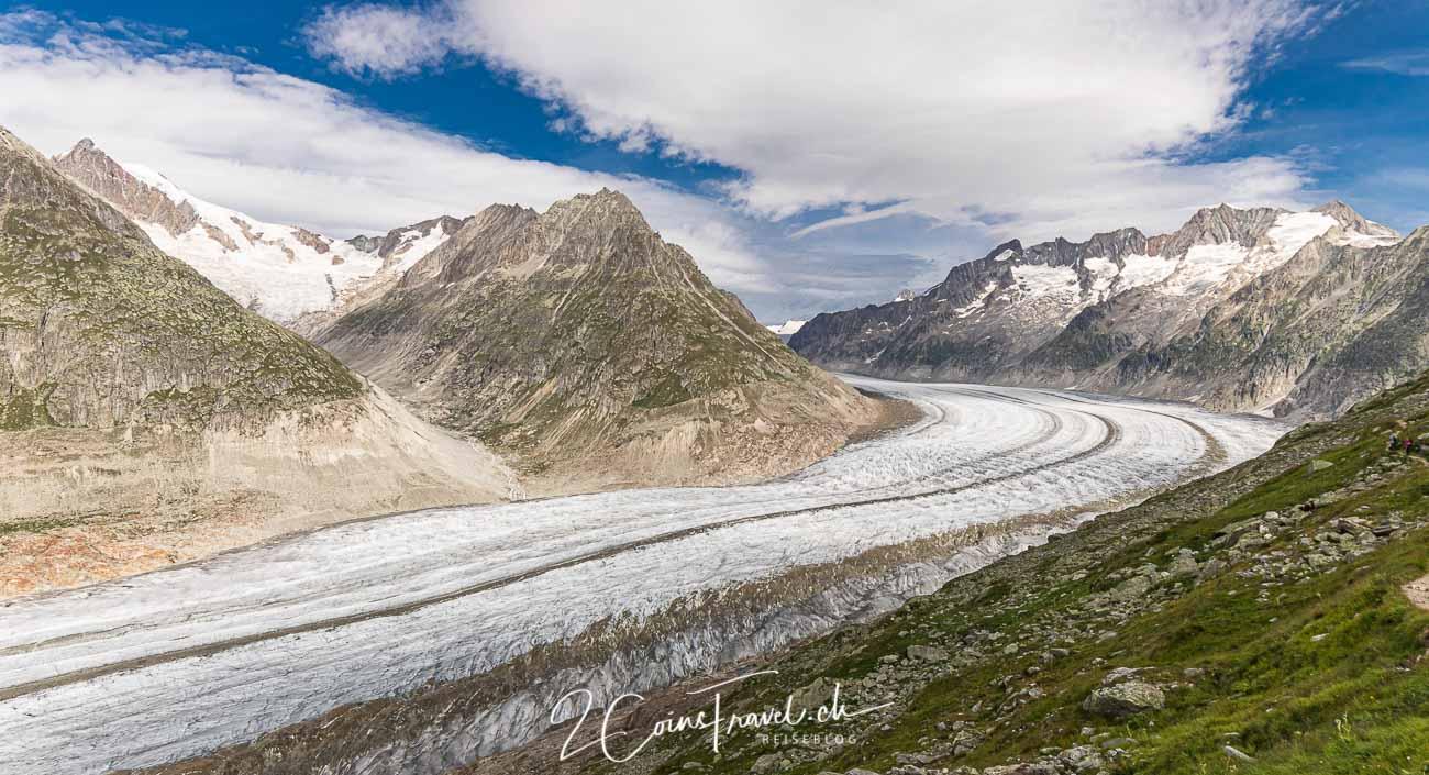 Aletschgletscher Wanderung
