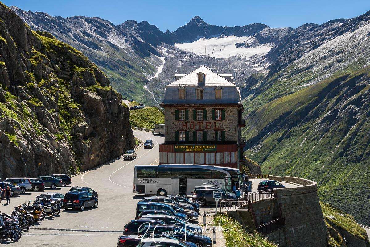 Hotel Belvedere am Furkapass