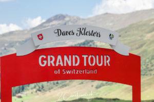 Grand Tour of Switzerland Foto Spot Davos