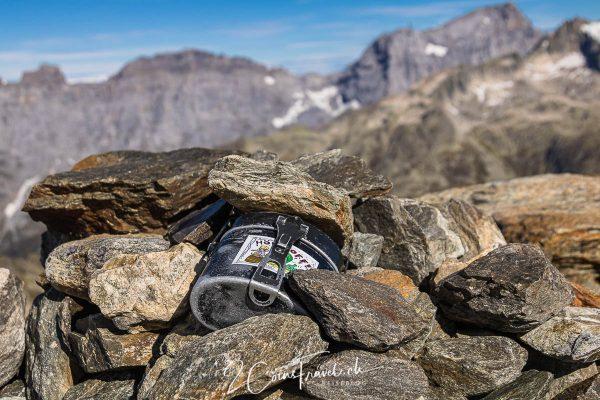 Gipfelbuch Tierberglihütte