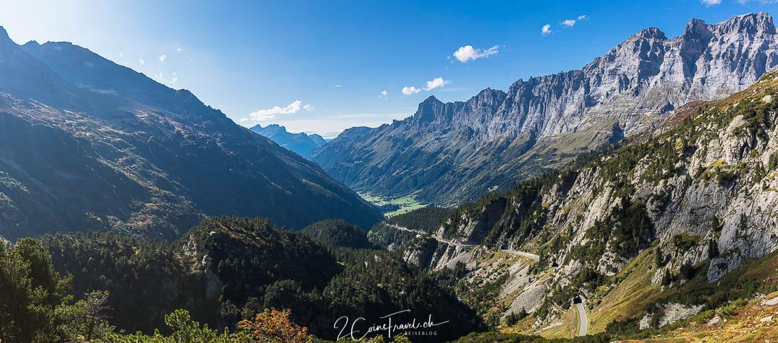 Sustenpass Panorama
