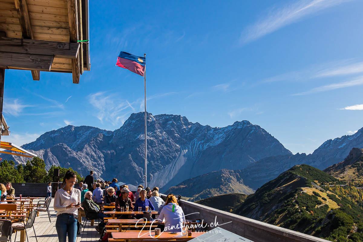 Bergrestaurant Sareis
