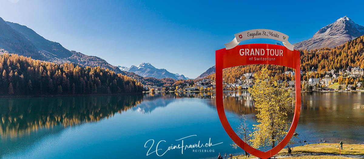 Grand Tour Foto Spot St Moritz