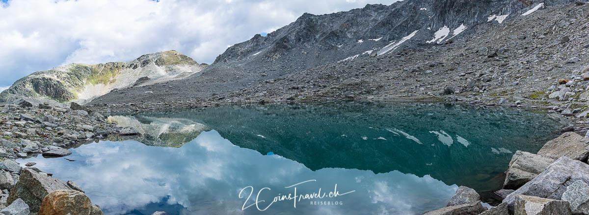 Bergsee Radönt Gletscher