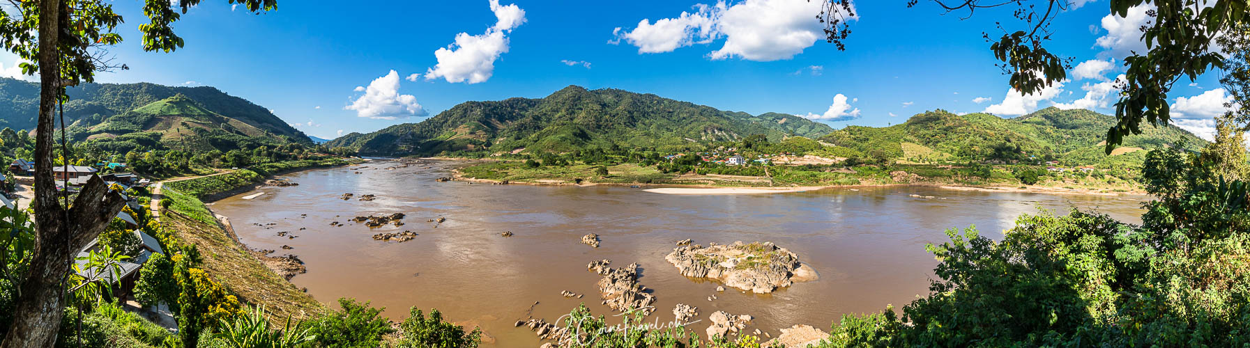 Viewpoint Wiang Kean Mekong
