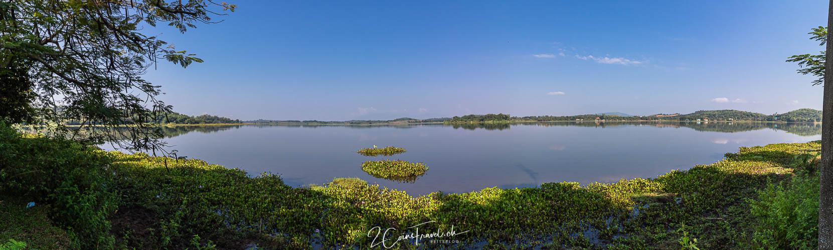 Panorama Chiang Saen Lake