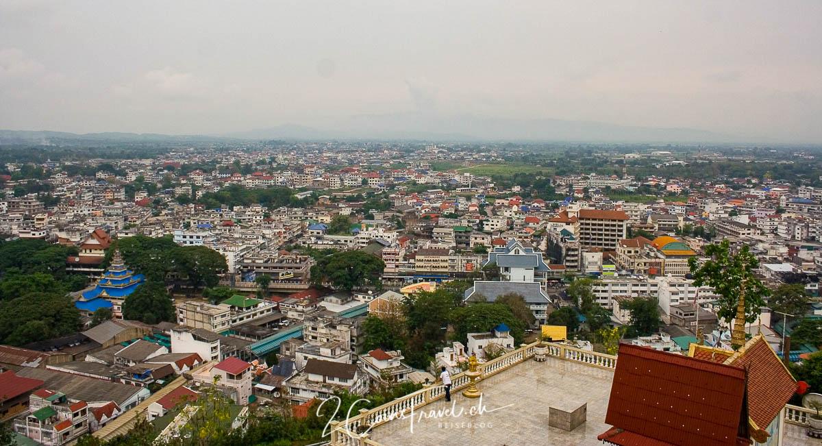 Wat Phra That Doi Wao
