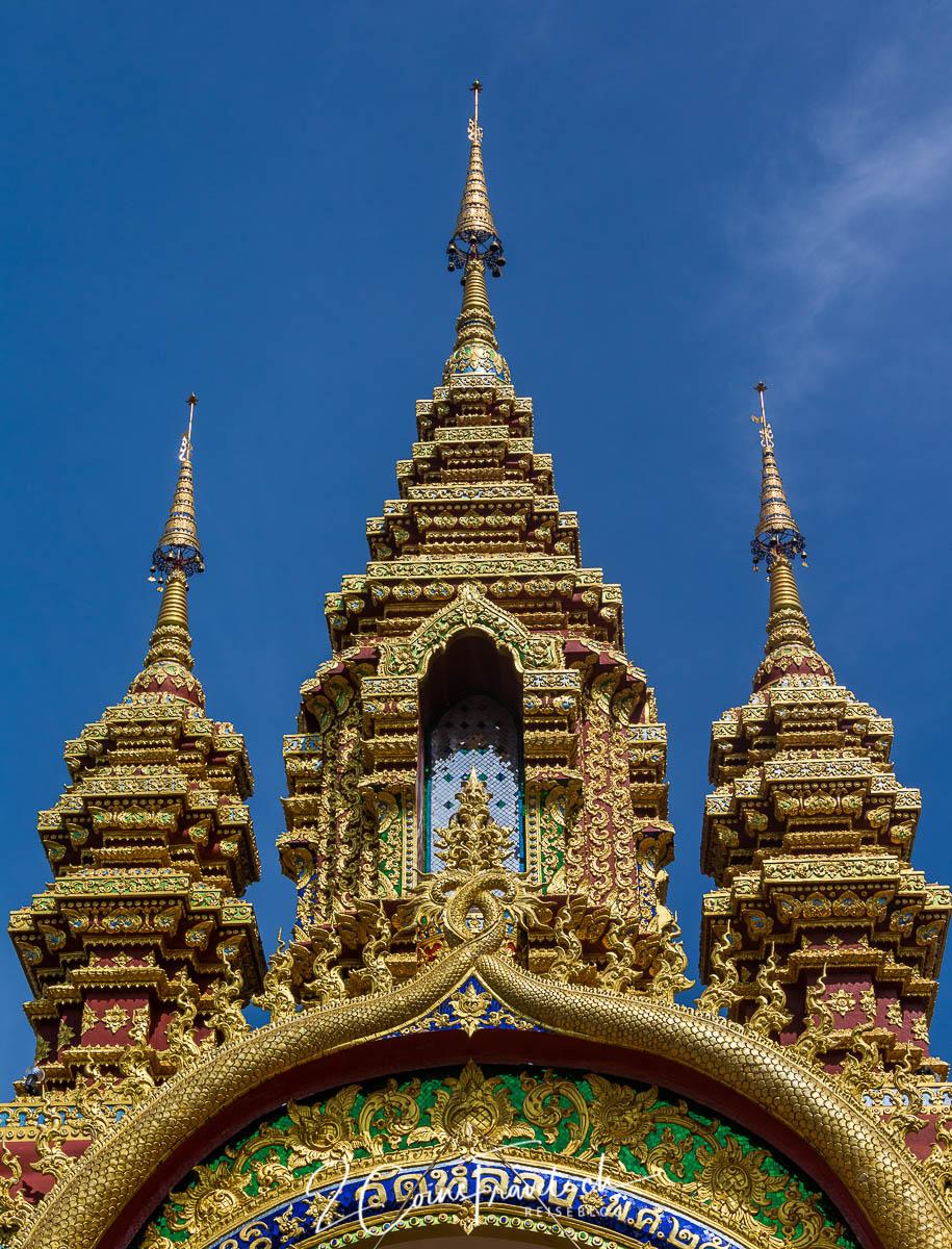 Wat Mai Si Rom Yen Chiang Khong