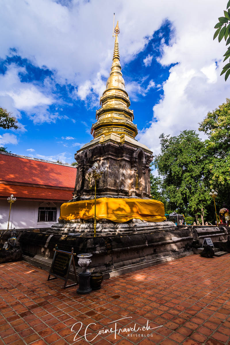 Wat Phra That Chom Kitti Chiang Saen