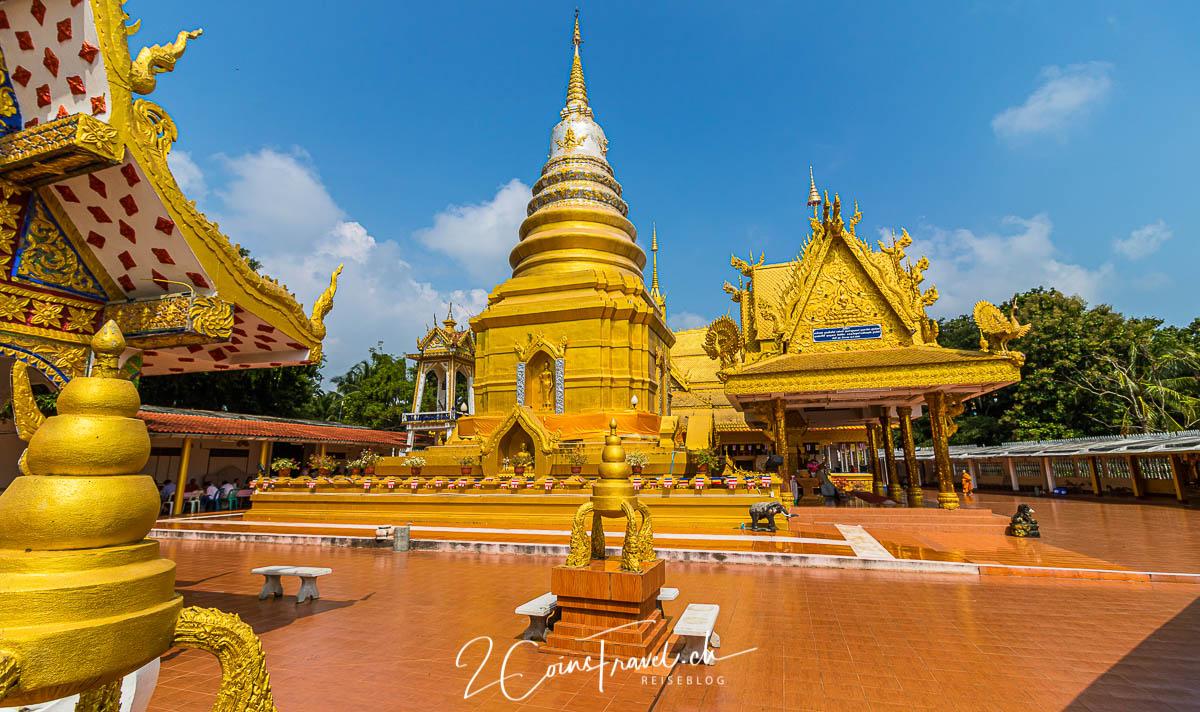 Wat Phra That Chom Sak