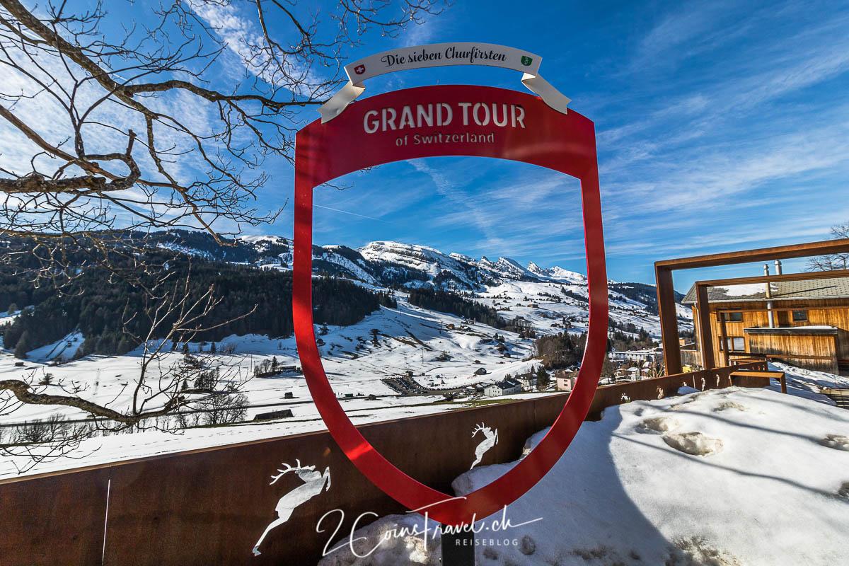 Grand Tour of Switzerland Churfirsten