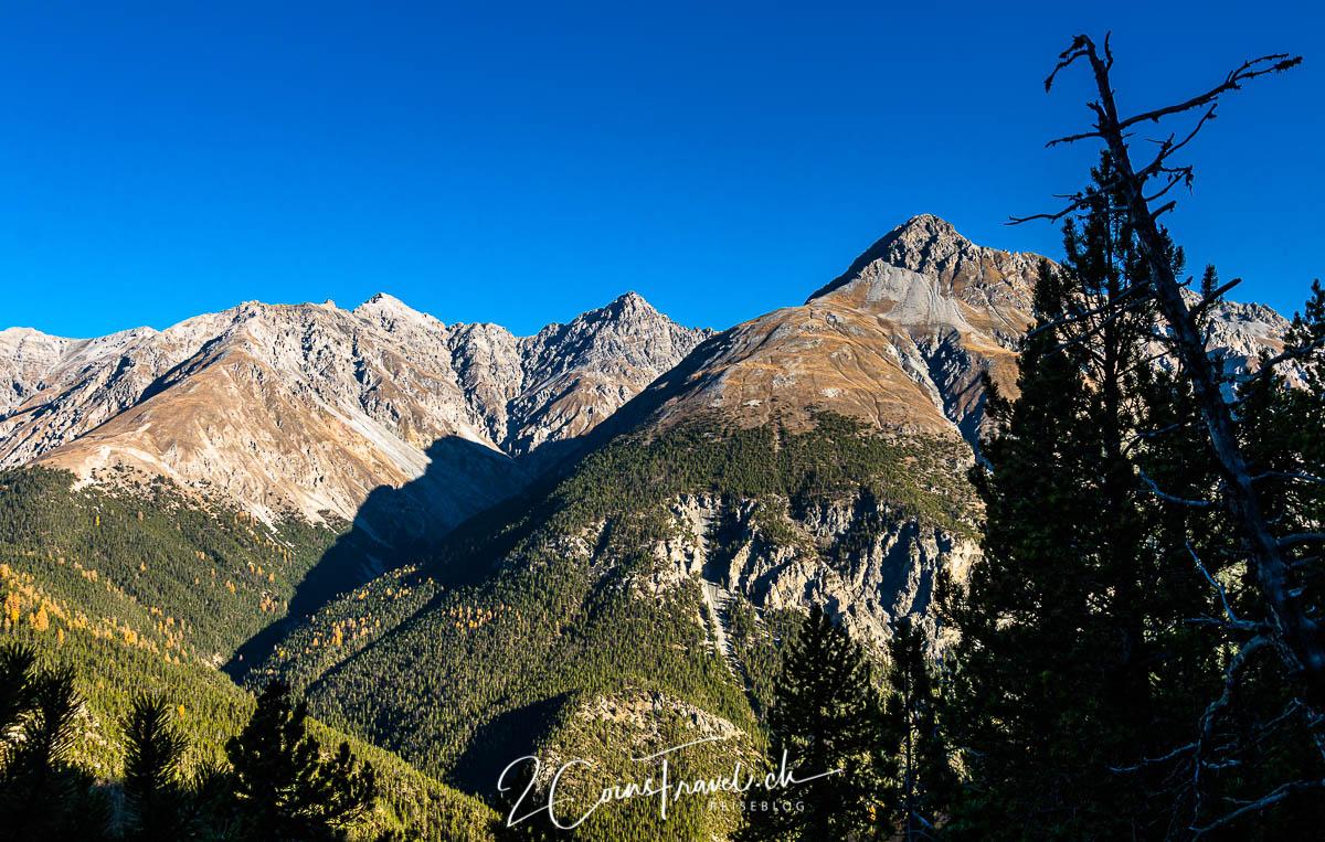 Berge Ofenpass