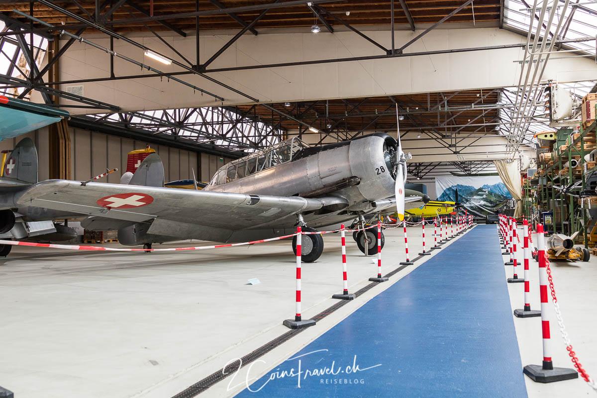 Flieger Flab Museum Dübendorf