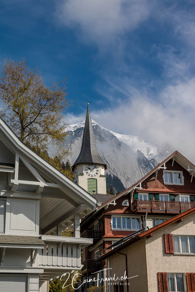 Wildhaus Kirche