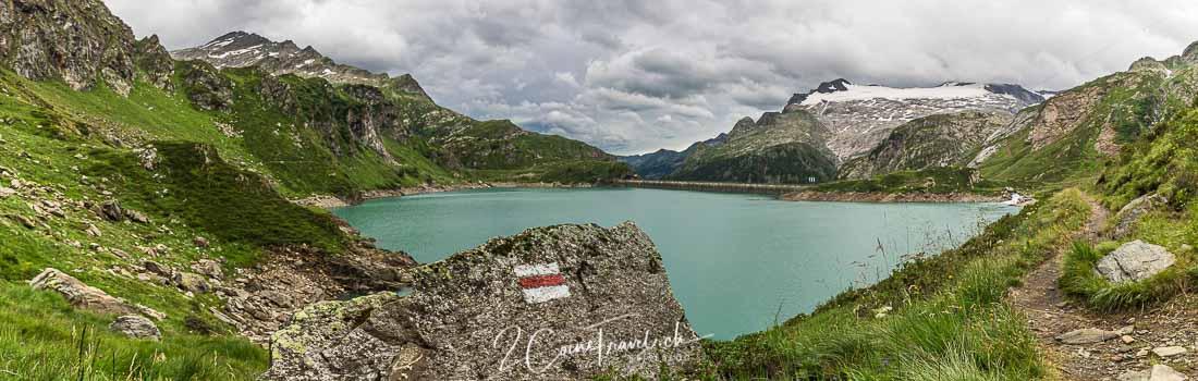 Lago di Robiei und Basòdinogletscher
