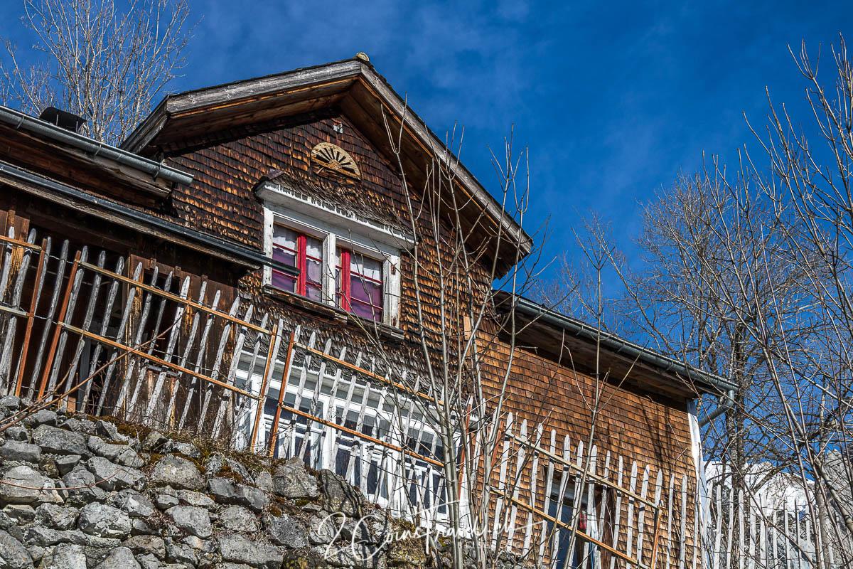Haus in Wildhaus