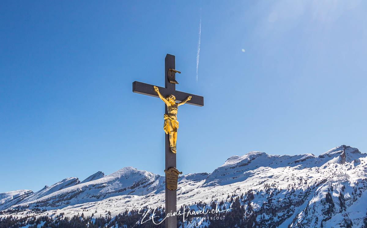 Kreuz an der Vorder Höhi