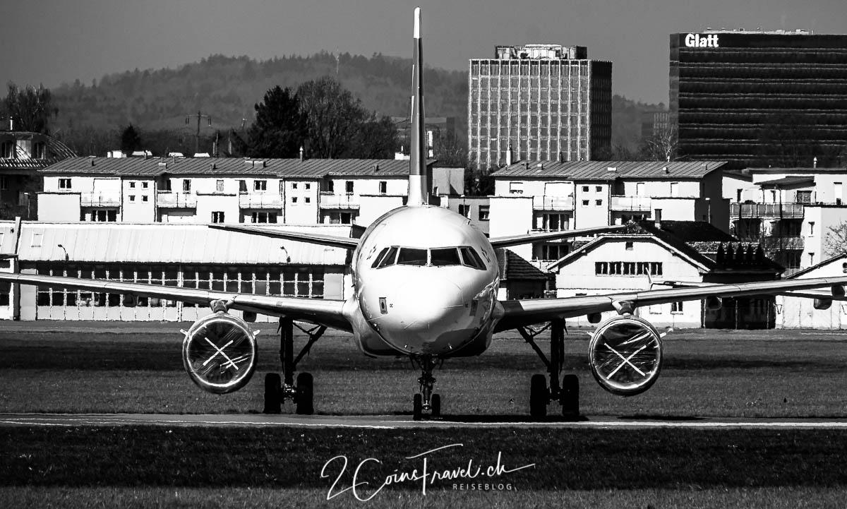 Swiss A320 Dübendorf