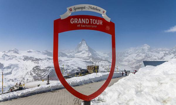 Grand Tour of Switzerland Gornergrat