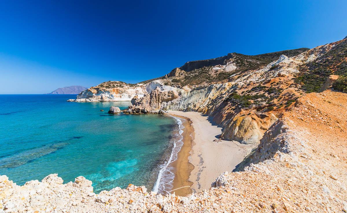 Milos Griechenland