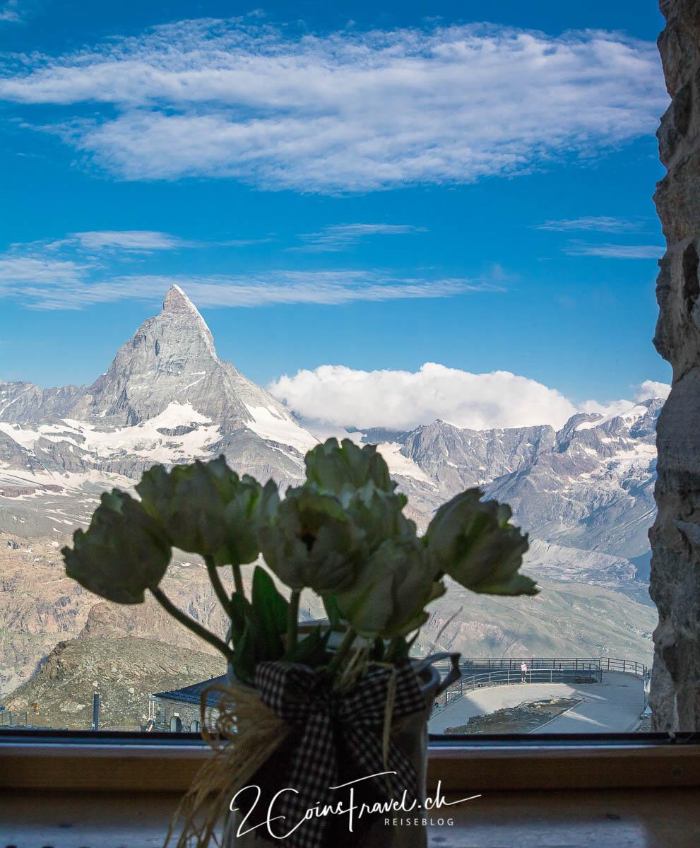 Matterhorn Fenster