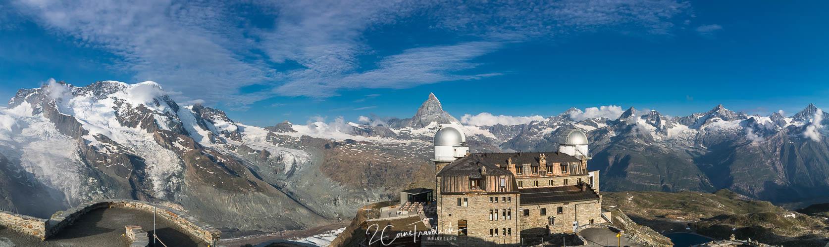 Gornergrat Matterhorn Panorama