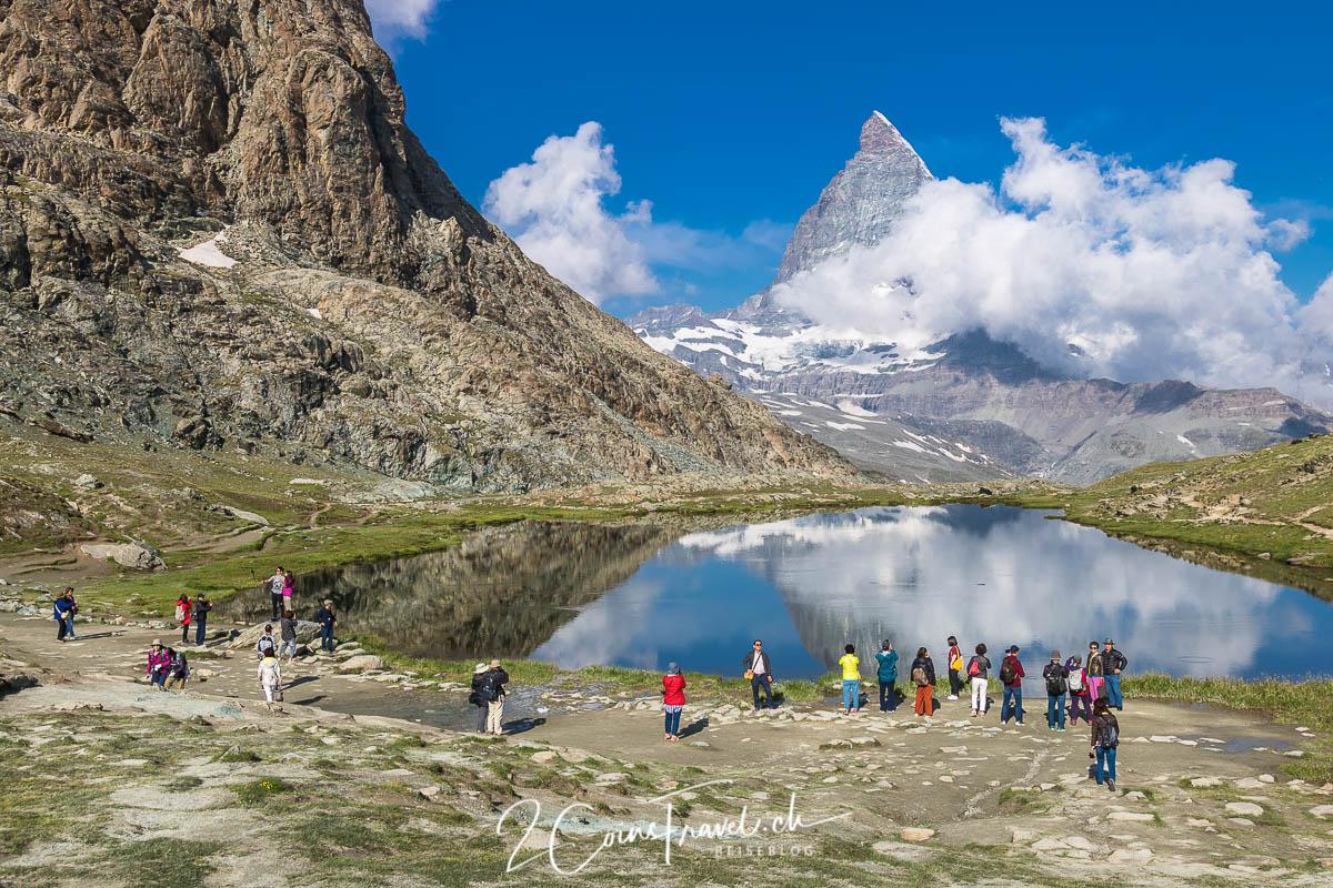 Riffelsee Matterhorn