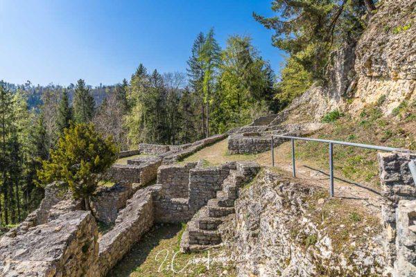 Burgruine Alt-Tierstein