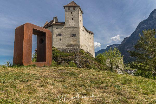 Fotospot Burg Gutenberg
