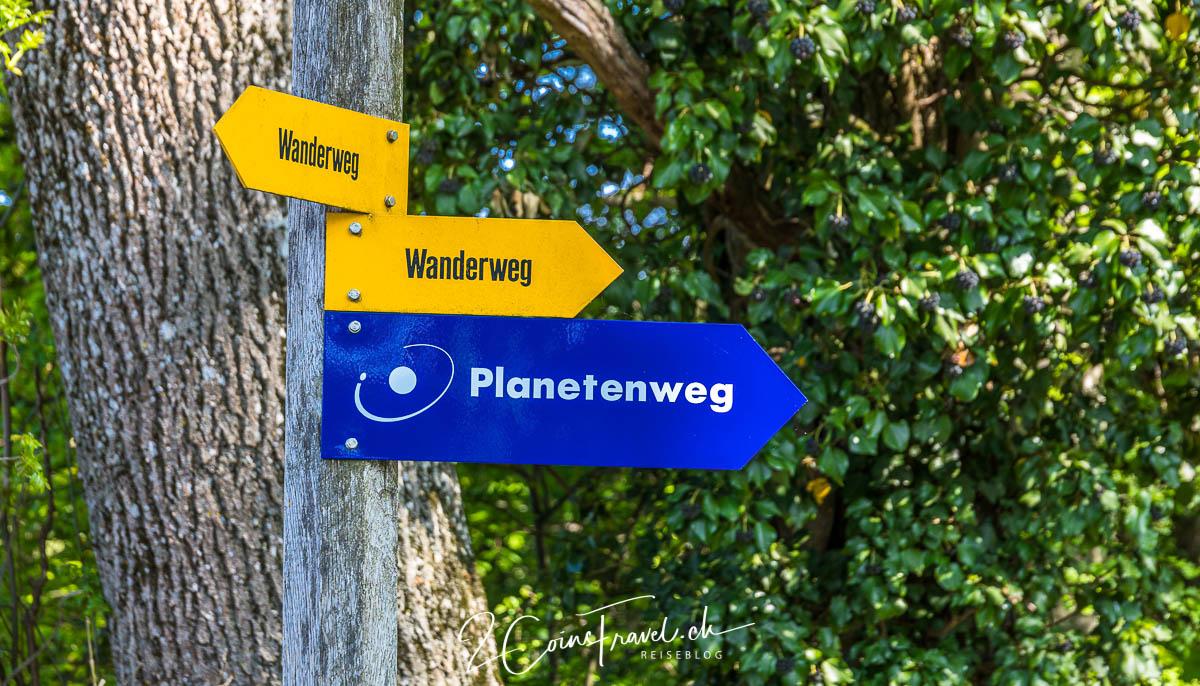 Planetenweg Kyburg