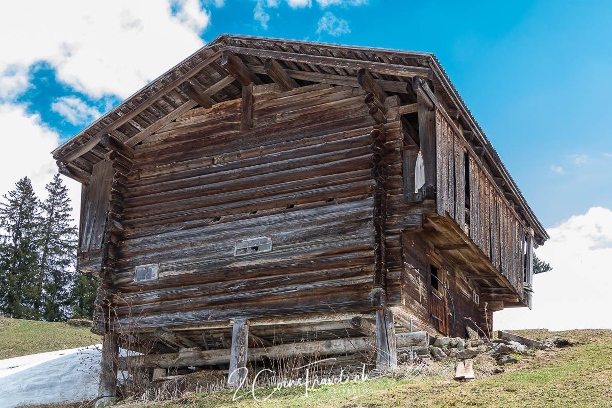 Hütte Lauenen